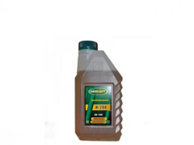 Масло веретенное OIL RIGHT И-20А 1л