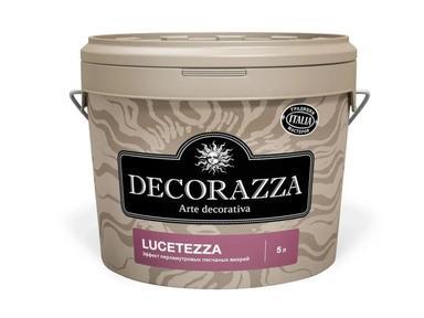 Декоративное покрытие DECORAZZA Lucetezza 5л LC11-43