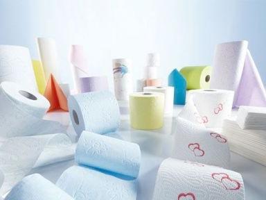 Туалетная бумага, полотенце бумажное