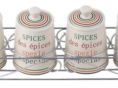 Набор для специй 5пр. 20031-04