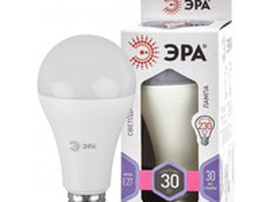 Лампа светодиодная Эра A65-30W-860-E27,Б0048017