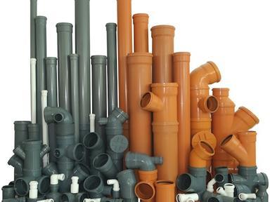 Трубы ПВХ и фасонные части