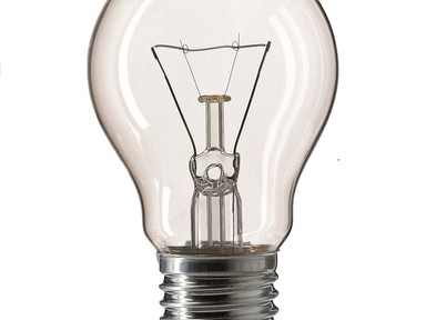 Лампа станд. прозр. 40 W