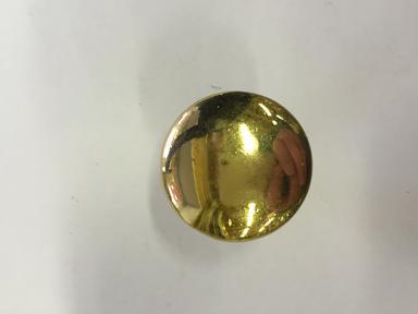 Ручка-кнопка РК-1 золото