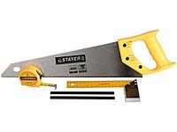 Набор для столярных работ:ножовка по дер.угольник,рулетка,карандаш.