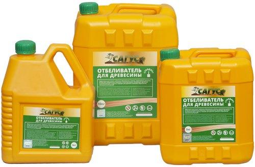 Отбеливатель Сагус 5кг Стандарт для древесины,бетона