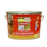 Лак паркетный PARADE алкидно-уретановый п/матовый 2,5 л L10