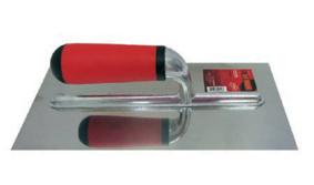 Кельма нержавеющая 130х270мм 2комп.ручка