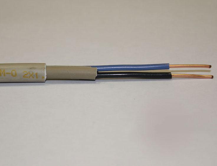 Провод NYM 2х1,5