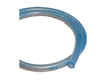Шланг силиконовый, армированный для разводки сеч. 10мм стенка 2мм