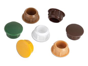 Заглушка декорат. под отверстие (бордо, жел, зелен, св-беж, св-сер, синяя, т-беж, т-кор, т-серая, черная, белая)