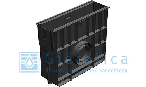 Пескоуловитель Gidrolica®Standart ПУ-10.16.42 пластиковый