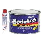 Шпатлевка по метал, BODY SOFT 0.25 кг