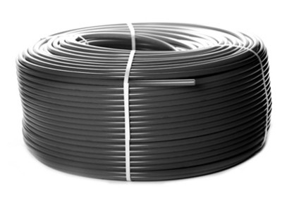 Труба STOUT 20х2,8 PEX-a из сшитого полиэтилена с кислородным слоем, серая