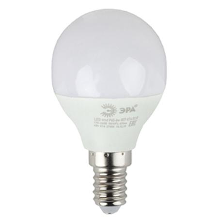 Лампа светод-ая ЭРА Р45-7w-2700-E14