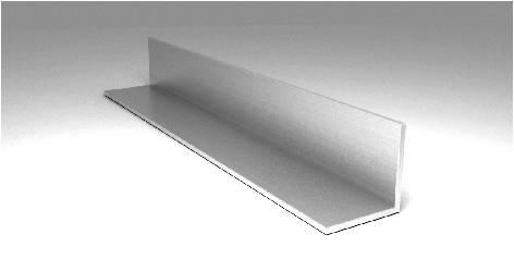 Уголок АД31 20х20х1,2-1,5мм  2,0 м
