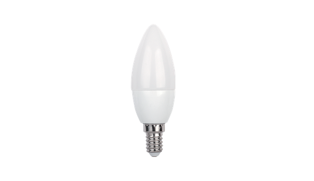 Лампа светодиодная ЭРА В35-10w-2700-E14 свеча
