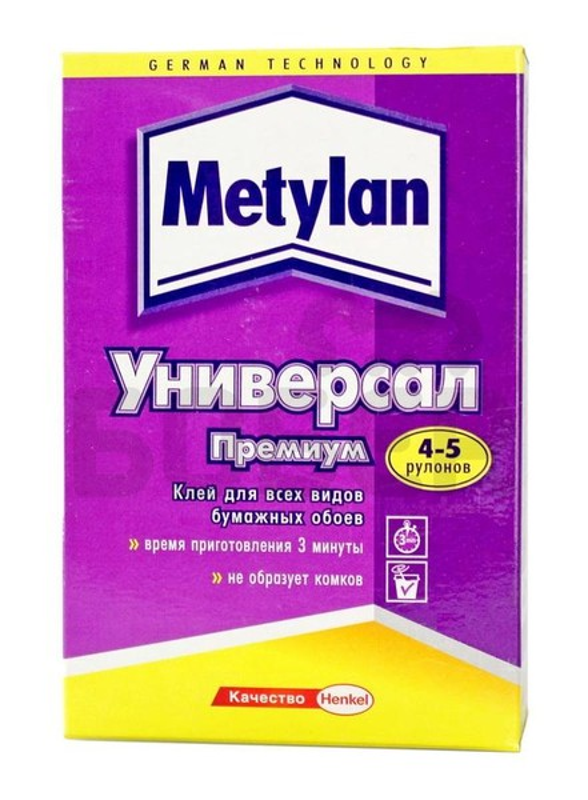 Клей для обоев Метилан Универсал Премиум 150 гр.
