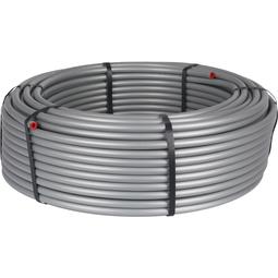 Труба STOUT 16x2,6 (бухта 100 м) труба стабильная PE-Xc/Al/PE-Xc, серая