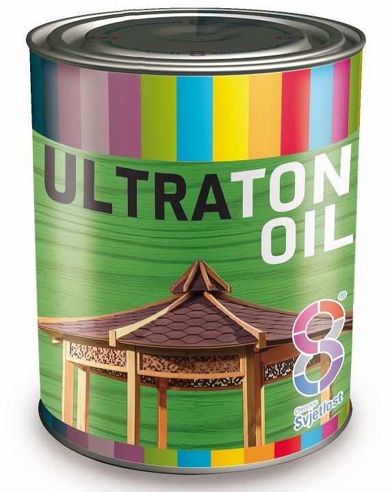 Масло для террас ULTRATON 2,5л палисандр