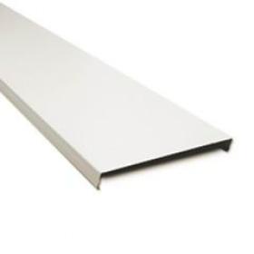 Рейка потолочная белая матовая АН-100, 4 м