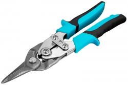 Ножницы по металлу SIBIN прямые 290мм