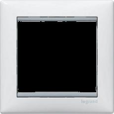 Рамка 1 -мест. белая (Legrand) 774451