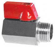 Кран шаровый мини Valtec ВН 1/2 VT331
