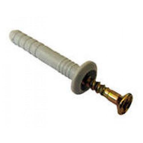 Дюбель гвоздь  6х40 мм потай (200шт)