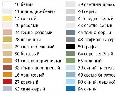Затирка КЕSTO №30 бежевый 1кг