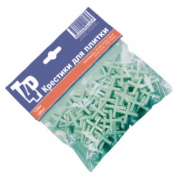Крестики для плитки 2 мм  (упаковка-100 шт.) 2707020