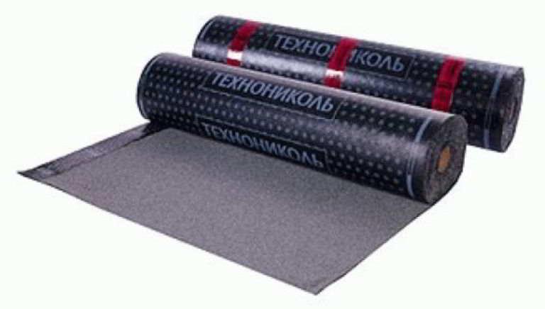 Линокром ТКП 1,0 х 10 м К-4,8 сланец серый Технониколь 48,5кг