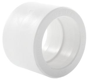 П-Муфта ф40 белая 1уп-130шт