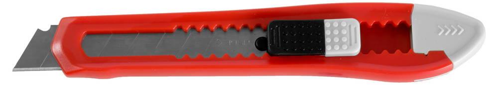 Нож 18 мм ЗУБР сегментир.лезвие