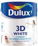 Краска Дюлакс 3D ослепительно белая мат.10л