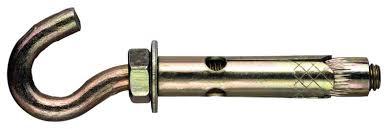 Анкерный болт с крюком 8*85
