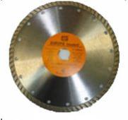 Диск алмазный турбо 115х22,23х1,4мм тонкий Стронг