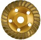 Чашка алмазная ф.115 мм турбо