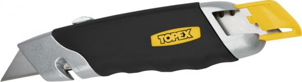 Нож трапеция TOPEX