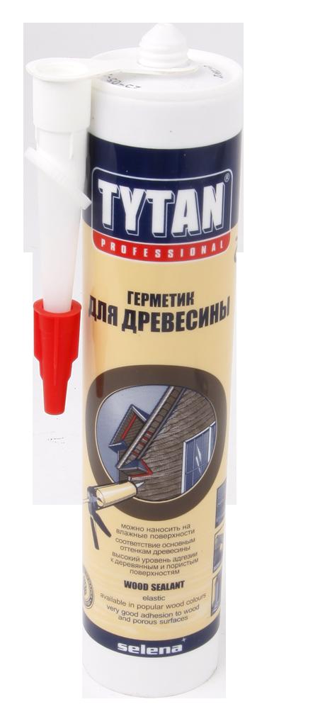 Герметик Титан для древисины венге 310мл