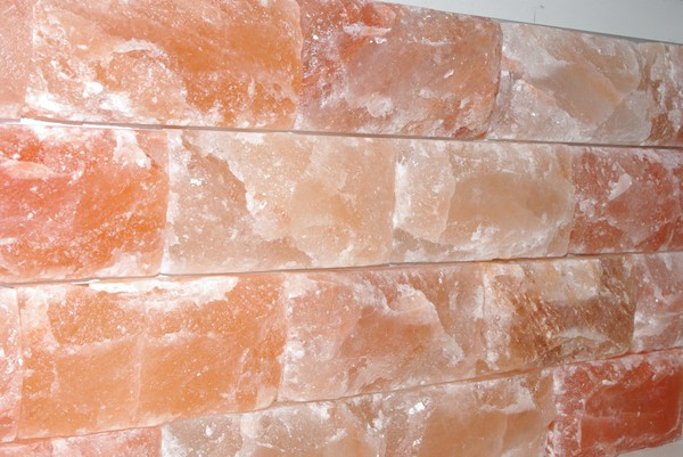 Плитка Гималайская соль 20х10х5.0 см кирпич натурал