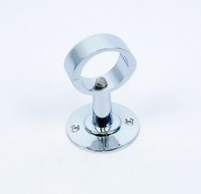 """Кронштейн 1"""" D34 разъемное кольцо, хром"""