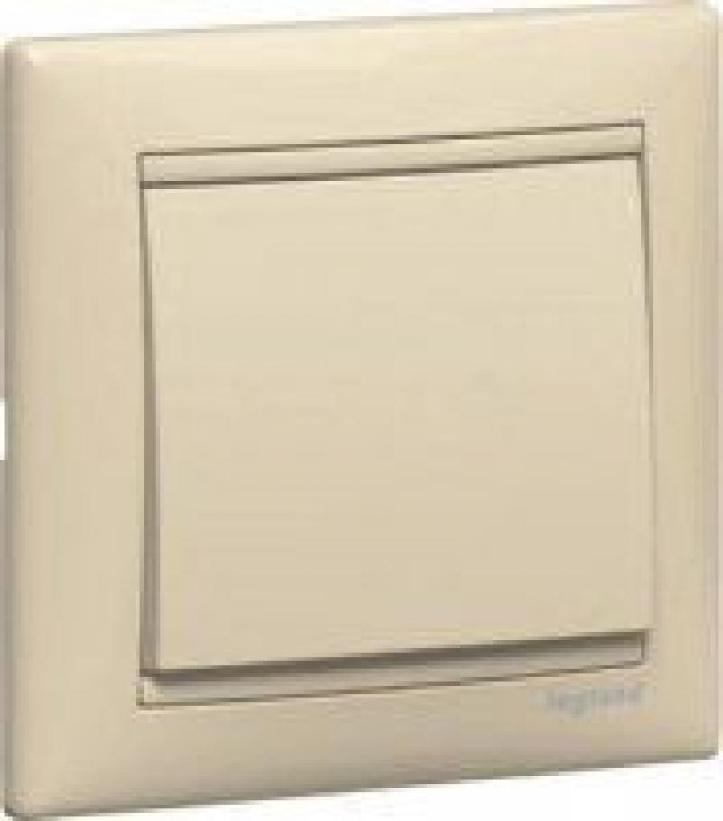 Выключатель Legrand 1-клав.крем перекрестный 774307