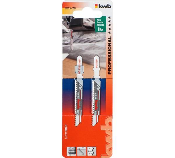 Пилки для лобзика N 118 А  KWB S20