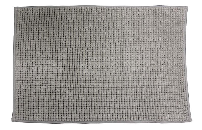 Коврик в/к La Vita Style 40/60 серый