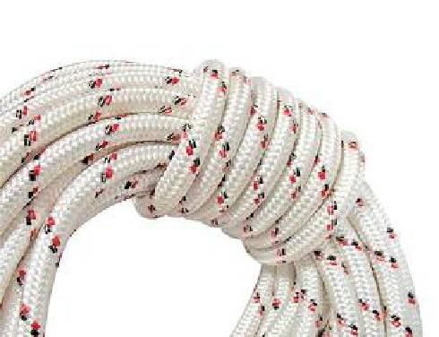 Шнур полипропилен ф20 мм 16 пряд. цветной