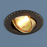 Светильник точ - 635 GMG черное/золото