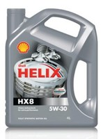 Масло моторное Shell Helix HX8 Syh 5w30 4л