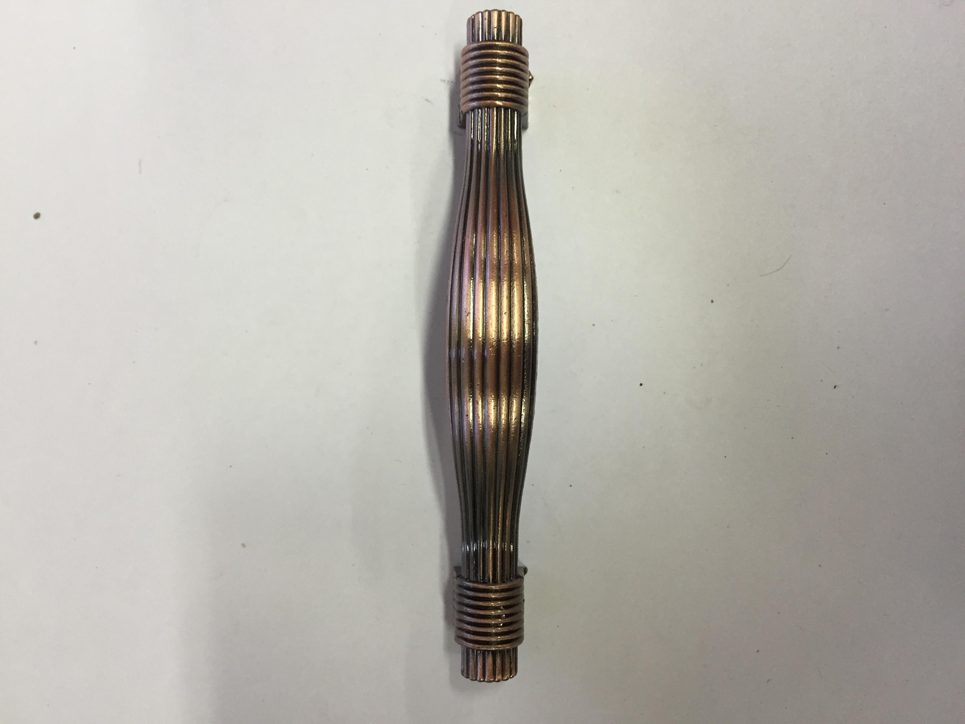 Ручка мебельная 2060 медь