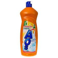 Средство для посуды АОС Апельсин и мята  1л